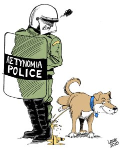 Greek_riot_dog_by_Latuff2