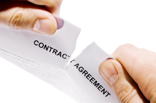 Breach-of-employment-agreements