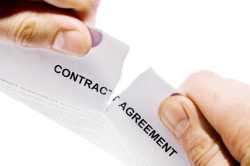 Breach-of-employment-agreements