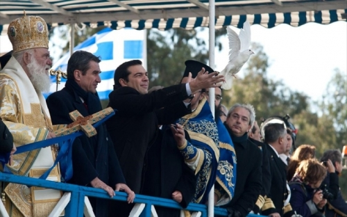 Tsipras Epiphany